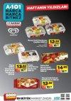 A101 Haftanın Yıldızları (1-7 Haziran 2019) Dondurma Fiyatları