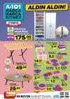 A101 Market 17 Mayıs Kataloğu - 8 Raflı Çok Amaçlı Dolap