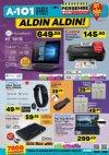 A101 Market 18 Ocak 2018 Katalogu - Piranha Ekranlı Oto Teyp