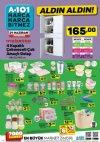 A101 Market 21 Haziran 2018 Katalogu - 4 Kapaklı Çok Amaçlı Dolap