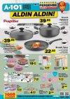A101 Market 22 Şubat 2018 Perşembe Katalogu - Papilla Granit Tava