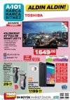 A101 Market 24 Mayıs 2018 Katalogu - Toshiba  Full HD Smart Led Tv