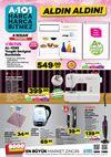 A101 Market 4 Nisan - 10 Nisan Aktüel Ürünler Kataloğu