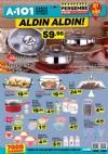 A101 Market 4 Ocak 2018 Aktüel İndirim Katalogu