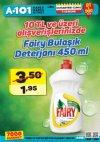 A101 Market 7 - 13 Nisan Hafta Sonu - Fairy Bulaşık Deterjanı