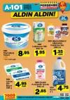 A101 Market 9 Kasım 2017 Kataloğu - Sek Süt