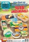 A101 Tost ve Kaşar Peyniri Kampanyası - 11 - 17 Ağustos 2018