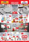 BİM 20 Ekim Fırsatları - Kütahya Porselen Yemek Takımı