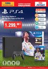 BİM Aktüel 19 Ocak 2018 Katalogu - Sony Play Station 4 500 GB  Slim