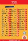 BİM Enflasyonla Mücadele Ürünleri - Nisan 2019