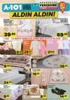 A101 11 Mayıs 2017 Katalogu - Çift Kişilik Nevresim Takımı