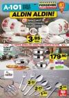 A101 11 Mayıs 2017 Katalogu - Vivaldi Tencere Seti