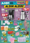 A101 16 - 23 Şubat 2017 Aktüel Ürünler Katalogu - Elektrikli Çay Seti
