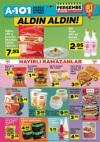 A101 18 Mayıs 2017 Katalogu - Ramazan Fırsatları