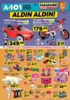 A101 20 Nisan 2017 Fırsatları - Akülü Araba