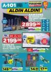 A101 23 Şubat - 2 Mart 2017 Katalogu - Samsung Led Tv