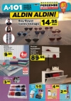 A101 25 Mayıs 2017 Katalogu - Güneş Gözlüğü