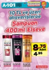A101 29 Nisan - 5 Mayıs Kampanyası - Elseve Şampuan