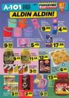 A101 30 Mart - 6 Nisan 2017 Aktüel Ürünler Katalogu