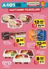 A101 6 Mayıs 2017 Haftanın Yıldızları - Algida Dondurma