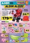 A101 6 Nisan 2017 Fırsat Ürünleri Katalogu - Bebek Arabası