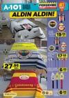 A101 9 Mart 2017 Fırsat Ürünleri Katalogu
