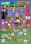 A101 Aktüel 16 Mart 2017 Katalogu - Arzum El Blender Seti
