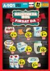 A101 Aktüel 2-8 Ocak 2017 Katalogu - Torku Günlük Süt
