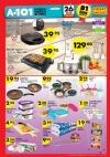 A101 Aktüel 26 Ocak 2017 Katalogu - Sinbo Elektrikli Izgara