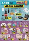A101 Aldın Aldın 13 Nisan 2017 Fırsatları - Sinbo Mikser