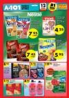 A101 Fırsat Ürünleri 12 Ocak 2017 Katalogu - Feast Orta Boy Pizza