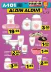 A101 Fırsatları 9 Şubat 2017 Katalogu - LAV Meşrubat Bardağı