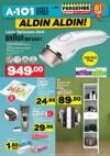 A101 İndirimleri 23 Şubat 2017 Katalogu - Braun Lazer Epilasyon