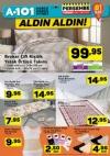 A101 İndirimleri 6 Nisan 2017 Katalogu - Çift Kişilik Yatak Örtüsü Takımı