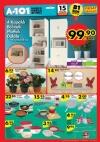 A101 Market 15 Aralık 2016 Katalogu - 4 Kapaklı Bölmeli Mutfak Dolabı