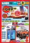 A101 Market 5 Ocak 2017 Katalogu - Samsung Galaxy J120 Telefon