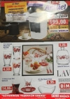 BİM 31 Mart 2017 Fırsat Ürünleri Katalogu - Arçelik Kahve Makinesi