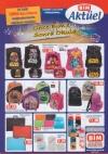 BİM Aktüel Ürünler 2 Eylül 2016 Katalogu - Okul Çantası