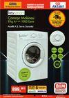 BİM Market 4 Mayıs 2018 Kataloğu - Keysmart Çamaşır Makinesi
