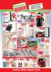 HAKMAR Aktüel Ürünler 19 Mayıs 2016 Katalogu - Sinbo Elektrikli Çaycı
