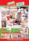 HAKMAR Aktüel Ürünler 28 Nisan 2016 Katalogu - Güral Porselen Yemek Takımı