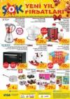 ŞOK Market 31 Aralık 2016 Katalogu - Sinbo Katı Meyve Sıkacağı