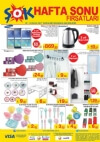 ŞOK Market 7 Ocak 2017 Katalogu - 3 Kapılı Dolap