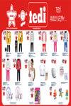 TEDİ 11 Ocak 2017 Aktüel Ürünler Katalogu