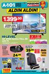 A101 21 Aralık - 28 Aralık 2017 Aktüel Ürün Katalogu