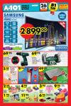 A101 26 Ocak 2017 Aktüel Ürünler Katalogu