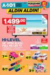 A101 3 Ağustos 2017 Aktüel Ürünler