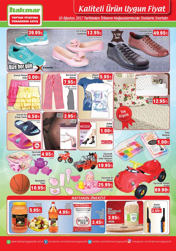 Hakmar 10 Ağustos - Kinetix Bayan Spor Ayakkabı