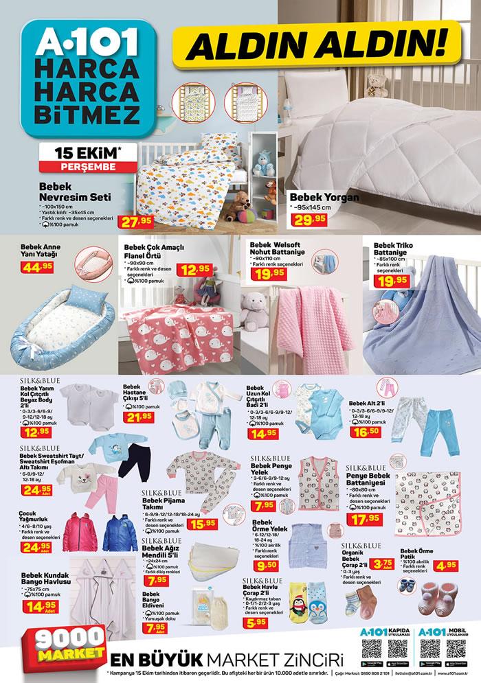 Bebek tekstili