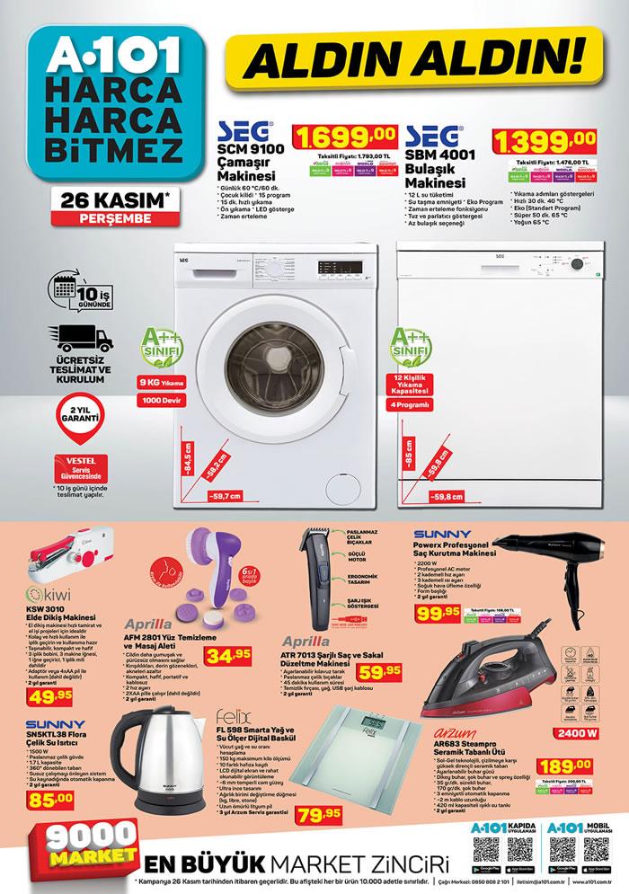 SEG çamaşır makinesi